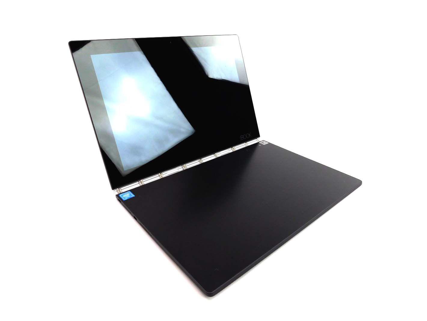 Lordcomputer Lenovo Yoga Book 10 1 Windows 2 In 1 4gb Ram 128gb Ssd Tablet Carbon Black