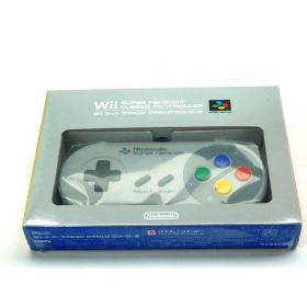 Club Nintendo Wii Super Famicom Snes Classic Controller