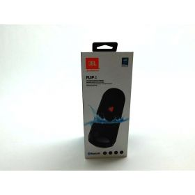 JBL Flip 4 Wireless Portable Stereo Speaker (Red)