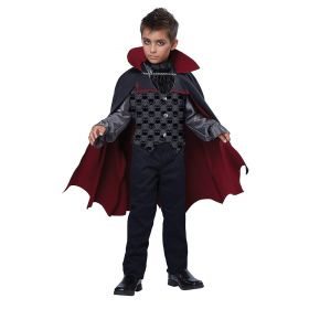 California Costumes Count Bloodfiend/Child Costume, One Color, Small