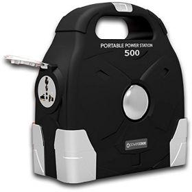 Powercases Portable Power Station 500 - Black