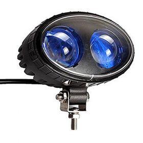 "SXMA 5.5 ""8W Blue LED work light CREE Forklift Safety warning light (one piece)."