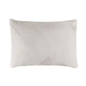 Ultra luxurious bamboo crushed memory foam combined pillow (Queen)