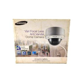"Samsung SCC-B5395 1/3"" Super HadIt Ccd Vandal Resistant Day/Night Dome Camera"