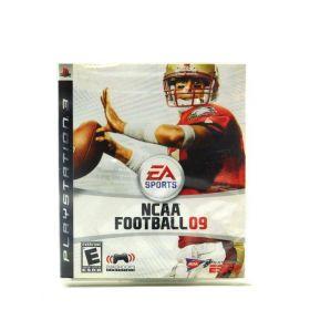NCAA Football 09 (PlayStation 3 Video Game)