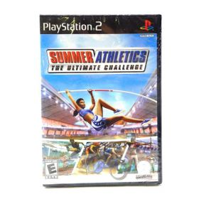 Summer Athletics The Ultimate Challenge - PS2