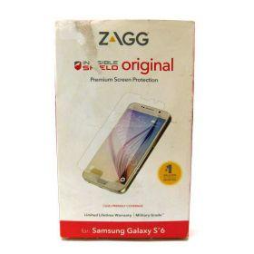 ZAGG InvisibleShield Original Case Friendly Screen Protector for Samsung Galaxy S6
