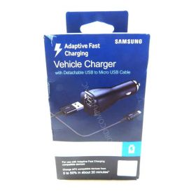 Samsung Car Charger for Samsung Devices (Black Sapphire)