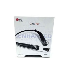 LG TONE PRO HBS-780 Bluetooth Wireless Premium Stereo Headset (Black)
