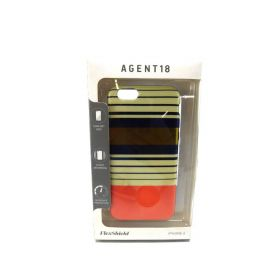 Agent18 iPhone 6 / iPhone 6S Case (Preppy Stripes)