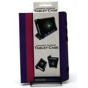 "Digital Energy's Tablet/ E-reader 7"" and 10"" Universal Case for Ipad, Samsung Tab, Google Nexus, Ipad Mini, Kindle"