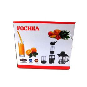 High-Speed Smoothie Blender Fochea Food Processor Multi-Function Kitchen System