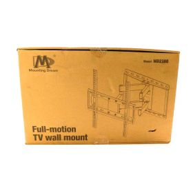 Mounting Dream TV Wall Mount For 32-55 Inch Flat Screen TV 99 LBS Loading MD2380