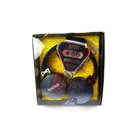Kimitech Bluetooth Headphones Wireless Lightweight On Ear Stereo Headphones
