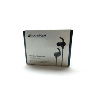 Soundrope Bluetooth Headphones With Hq Sound | Upgraded Mode