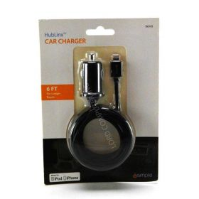 PAC iSimple Automotive Fast Charging Cable Made for Your iPod or iPhone