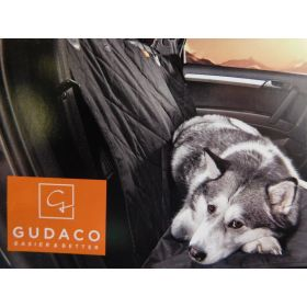 "Gudaco Premium Pet Car Seat Cover - WaterProof Dog Car Seat Cover | 54"" x 58"""