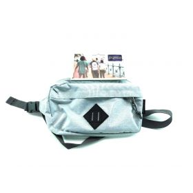 JANSPORTS Gray Fanny/Waist Pack MEN 100% AUTH BAG WAISTED
