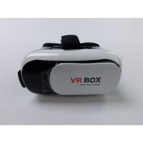 Blackbug Virtual Reality Glasses 3D VR Box Headsets For 4.7 Inch Mobile Phones