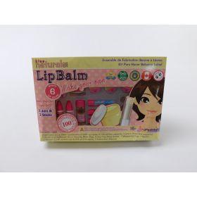 DIY Premium Lip Balm Craft Making Kit for Kids, Birthday Party Favorite.