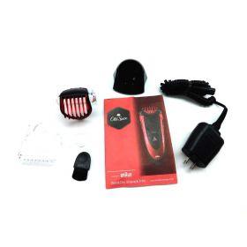 Braun - Old Spice Men's Electric Foil Shaver, Razor, Wet & Dry - (RED)