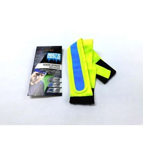 Arctic Radwear Cooling Headband - High Visibillity Yellow