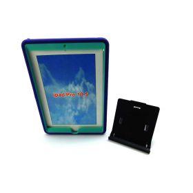 Hocase iPad Pro 10.5 Case, Heavy Duty Shockproof Protection Purple/Teal