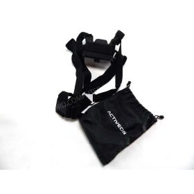 ACTIVEON Chest Strap Mount for Action Cam CX