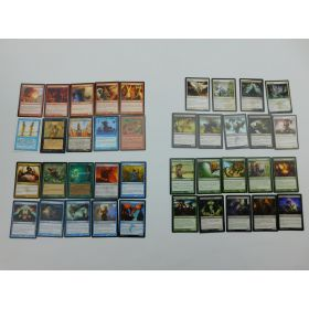 """Set of 39 Cards of Magic The Gathering  """"Card Game""""  (No box included)"""