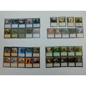 Set of 39 Cards of Magic The Gathering - Card Game / (No box included)