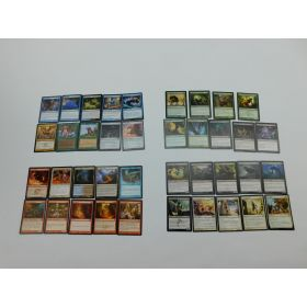 Set of 39 Cards of Magic The Gathering, Card Game (No box included)