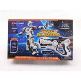 Laser Tag for Kids Laser Tag Gun Set of 2 Multiplayer Infrared Toy Lazer Set 2
