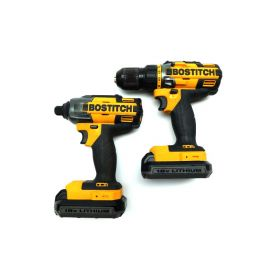 BOSTITCH BTCK410L2 18V Lithium 2-Tool Combo Kit