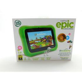 "LeapFrog Epic 7"" Android-based Kids Tablet 16GB Green"