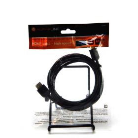 ALPHALINE 6' HIGH-SPEED HDMI CABLE