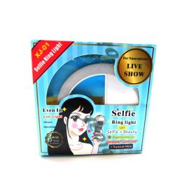 bidafun Compatible Selfie Ring Light, Selfie Light 36 LED Spotlight Flash