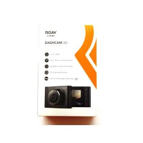 Roav By Anker Dash Cam A0 w/ Clear Night Vision, Built in Wi-Fi & 8GB Micro SD