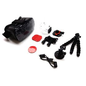 iCatch Blackfin 720 Full Panoramic VR Camera + Headset (No Camera)