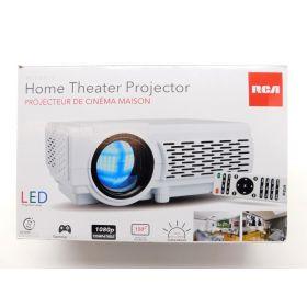 """RCA 150"""" Class FHD 1080P LED Projector RPJ116"""