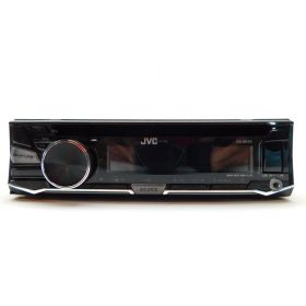 JVC KDSR72 In-dash CD Receiver Front USB (Apple and Android Compatible)