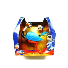 Disney Store Merc Talking Action Figure Miles from Tomorrowland New with Box