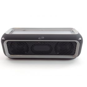 iLive iSBW405B Water-Resistant Solar Power Speaker