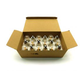 18 Pack JACKYLED 2w S14 LED Light Bulbs UL Dimmable