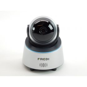 FREDI Wireless Camera Baby Monitor 1080P HD Security Camera with Two-Way Talking