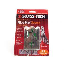 Swiss + Tech Micro-max Xtreme, MMCSSS-XT-EU