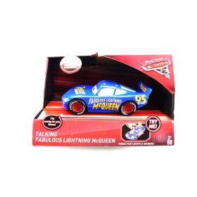 Disney / Pixar Cars Cars 3 Fabulous Lightning McQueen Talking Vehicle