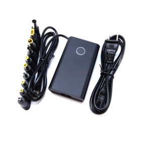 Onn Universal 45-Watt Laptop Power Adapter - 2.31Amp (Black) ONA17HO024