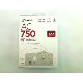 Belkin AC750 Dual-Band Wi-Fi Range Extender (F9K1126)