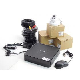 LaView  1080P HD 4 Cameras 4CH Security System DVR w/ 1TB HDD 2MP Surveillance