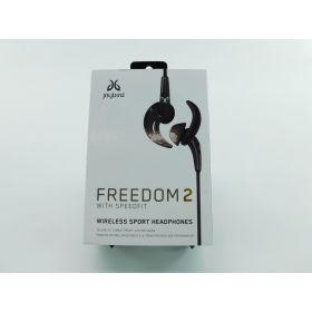 Jaybird FREEDOM 2 In-Ear Bluetooth Sport Headphones with SpeedFit Carbon